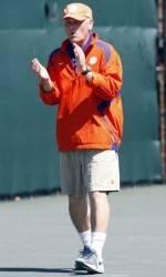 Clemson Men's Tennis Adds Gerardo Meza