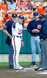 Clemson to Play Host to NCAA Regional