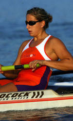 Clemson Places Second at ACC Rowing Championship