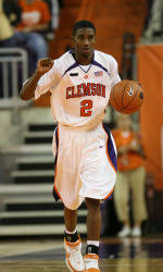 Clemson Men's Basketball Team to Face Mississippi State on the Road Thursday Night