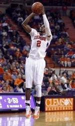 Clemson to Face East Carolina on Wednesday at 7 PM in Littlejohn Coliseum