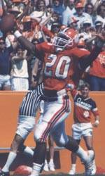 Great Moments In Clemson Football: 1987 Clemson vs. Georgia Tech