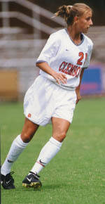 Two Former Clemson Women's Soccer Players Members of Women's Professional Soccer League