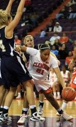 Clemson Women's Basketball Defeats Western Carolina, 73-64