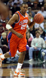 Cliff Hammonds Inducted into Clemson's Blue Key Honor Society