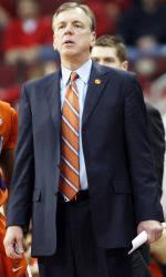 Ron Bradley Named Interim Head Coach at Clemson
