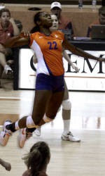 Clemson Volleyball to Host Key ACC Weekend