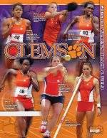 Clemson Women's Track and Field Media Guide Available Online