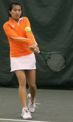 Clemson Women's Tennis Falls to #16 Michigan on Sunday
