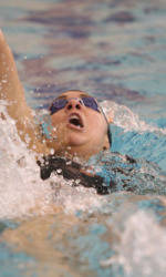 Women's Swimming Concludes Competition at NCAA Championships