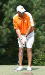 Clemson Third After First Round of ACC Tournament