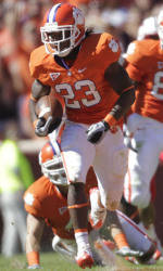 Clemson vs. Maryland Football Game Notes