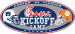 Clemson to Face Auburn in 2012 Chick-fil-A Kickoff Game