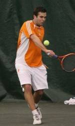 Clemson Will Play Host to Men's Tennis Double Header Saturday