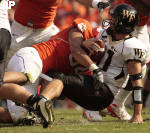 Buchholz and Merling Garner ACC Football Player of the Week Honors