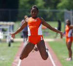Women's Track & Field Sends Eight to East Region Championships