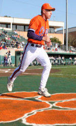 Tigers Complete Sweep With 12-0 Victory at Maryland Saturday Night