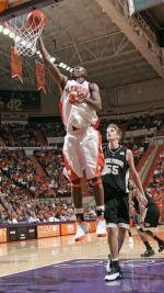 Tigers and Demon Deacons to Battle at Littlejohn on Wednesday Night
