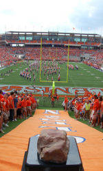 Vote for Clemson in Greatest College Football Traditions Poll