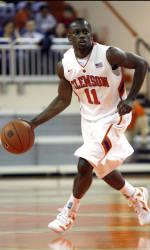 Clemson Men's Basketball Team to Play Host to Gardner-Webb Friday Night