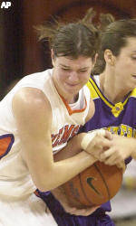 Lady Tigers Turn Up Defense In 51-38 Win Over Pittsburgh