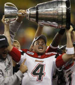 Former Tiger Will Proctor Member of CFL's Grey Cup Championship Team