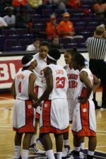 Women's Basketball To Play At Arkansas On Sunday