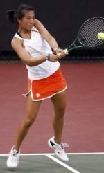 Clemson Women's Tennis Earns #11 Final Ranking