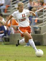 Clemson's Paige Ledford Earns ACC Women's Soccer Player of the Week Honors