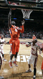 Clemson Cruises to 76-41 Victory