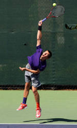Yannick Maden Named to All-ACC Men's Tennis Team