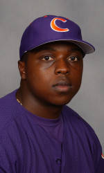 Clemson's Marquez Smith Garners Weekly ACC Baseball Honors