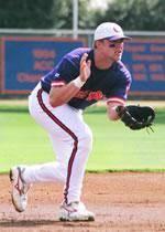 McCann Named a Third-Team All-American by Baseball America