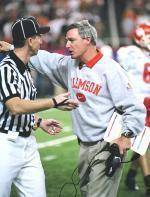 Tommy Bowden Teleconference Audio