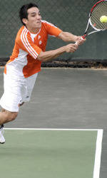 Clemson Participating in Georgia Tech Men's Tennis Fall Invitational