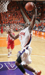 Tigers to Open Play vs. Georgia Tech in First Round of 2009 ACC Men's Basketball Tournament