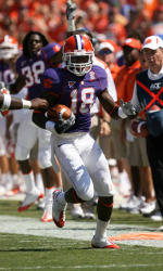 Clemson Football Game Program Feature: Crezdon Butler