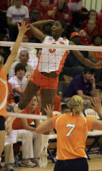 Three Clemson Volleyball Players Earn AVCA All-Region Honors