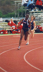 Five Lady Tigers Win Events at Jesse Owens Track Classic