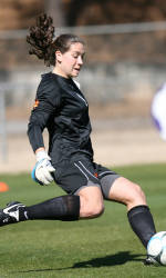 Clemson Women's Soccer Team Falls to #9 Wake Forest Sunday Afternoon