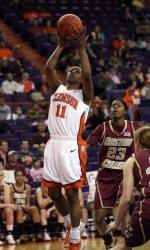Lady Tigers Fall at #24 Virginia