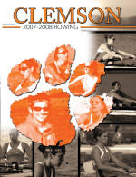 2007-08 Clemson Rowing Media Guide