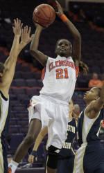 Freshmen Lead Lady Tigers Past North Carolina Central