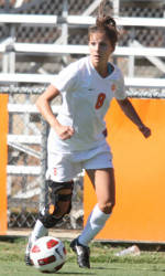 Clemson Women's Soccer Team Falls to #11 Boston College on the Road Sunday Afternoon
