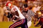 Hall to Return to Clemson Football Team