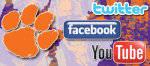 Clemson Athletics Launches Social Media Pages