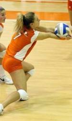 Clemson Volleyball to Make Swing Through Virginia