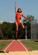 Clemson's Gisele Oliviera Claims NCAA Crown In The Triple Jump