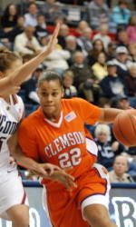 Clemson Women's Basketball Heads To Northwestern for ACC/ Big Ten Challenge