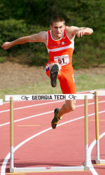 Lomnicka Leads Tiger Track & Field on Day One of Florida Relays